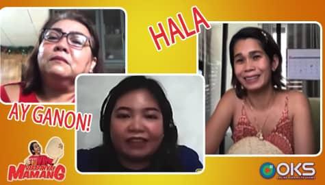 Mamang Pokie, pumagitna sa away ng mag-ina dahil sa spaghetti | Harapan Kay Mamang  Image Thumbnail