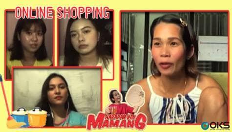 Mamang Pokie, pumagitna sa away ng mga girl housemates | Harapan Kay Mamang  Thumbnail