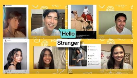 Hello Stranger cast stalk each other on Instagram Thumbnail