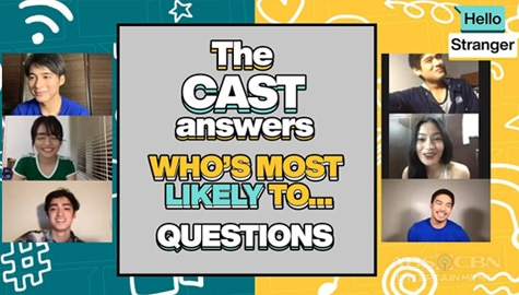 The Hello Stranger cast answers Who's Most Likely To questions Thumbnail