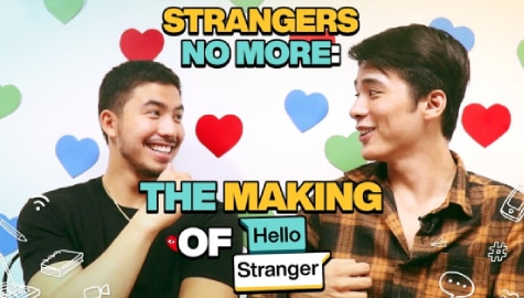 WATCH: The Making of 'Hello Stranger' Image Thumbnail