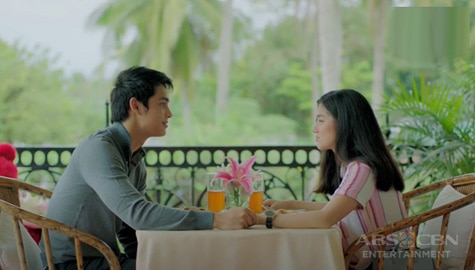 "He's Into Her: Ang ""pre-date"" nina Max at Deib Image Thumbnail"