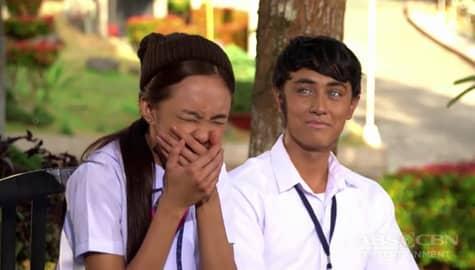 Hiwaga Ng Kambat: Iking at Sarah, inamin ang kanilang nararamdaman sa isa't isa Image Thumbnail