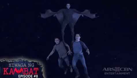 Hiwaga Ng Kambat: Iking, itinuloy ang paghuli sa mga kriminal sa Caliente   Episode 8 Thumbnail