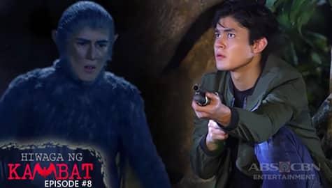 Hiwaga Ng Kambat: Mateo, nabigo na mahuli si Iking   Episode 8 Image Thumbnail