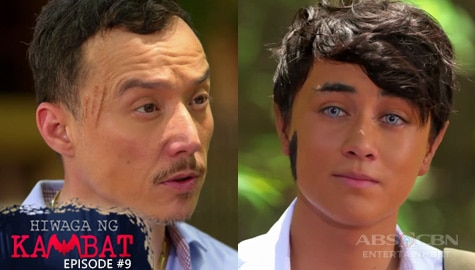 Hiwaga Ng Kambat: Zandro, tinanong si Iking tungkol kay Paniki Boy   Episode 9 Image Thumbnail