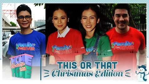 Fast Talk (Christmas Edition) with Home Sweetie Home Extra Sweet Image Thumbnail