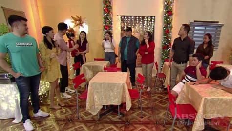 Home Sweetie Home: Edwin, pinangunahan ang paghahanda sa kanilang christmas party Image Thumbnail