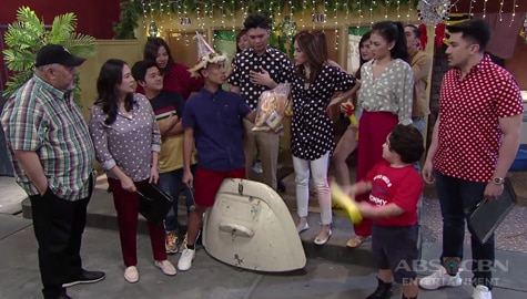 Home Sweetie Home: Julie, may ipinatupad na new year's resolution sa kanyang pamilya Image Thumbnail