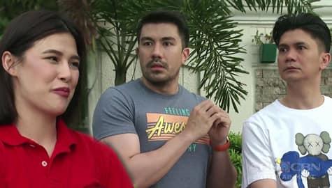 Home Sweetie Home: Ferdie at Pip, mataranta sa babaeng nakilala nila Image Thumbnail