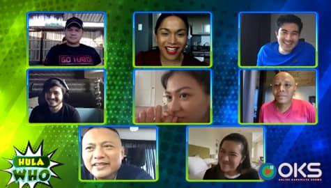 Alex, ginawa ang parusa na ibinigay ni Luis at Team Kalabaw | Hula Who Image Thumbnail