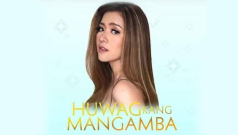 "LYRIC VIDEO: ""Huwag Kang Mangamba"" performed by Angeline Quinto"