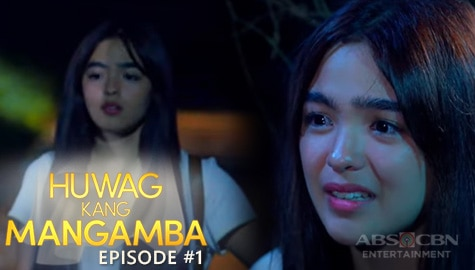 WATCH: Andrea Brillantes slays another drama scene as a blind girl | Huwag Kang Mangamba Image Thumbnail