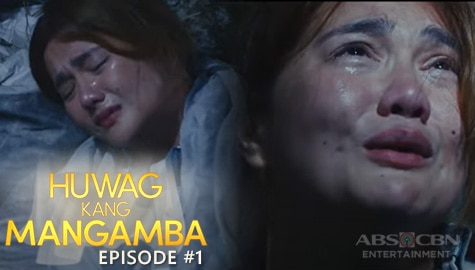 WATCH: Dimples Romana makes a heart-stopping comeback on primetime drama | Huwag Kang Mangamba Image Thumbnail