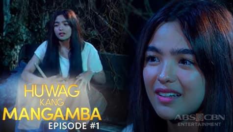 Huwag Kang Mangamba: Mira, napadpad sa lumang simbahan ng Hermoso | Episode 1 Image Thumbnail