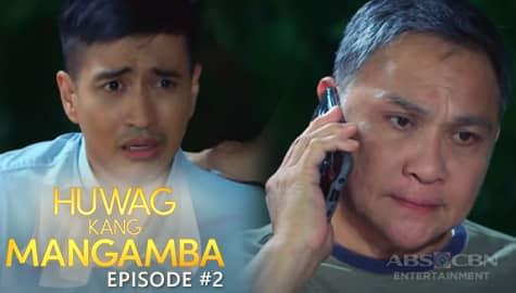 Huwag Kang Mangamba: Simon, naisip na pagtakpan ang krimen ni Miguel | Episode 2 Image Thumbnail