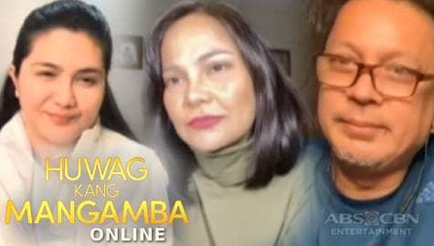 The Live Gap Show with Direk Manny Palo, Dimples Romana and Eula Valdez | Huwag Kang Mangamba Image Thumbnail