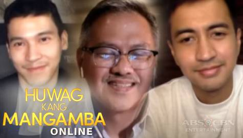 Direk Jerry Lopez, RK Bagatsing and Enchong Dee | HKM The Live Gap Show