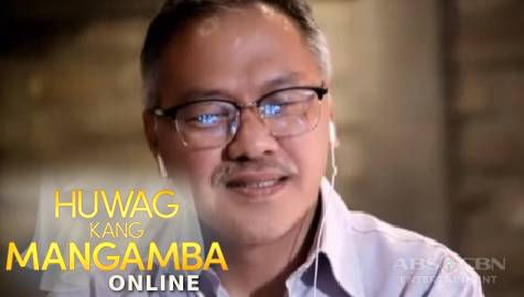 Jerry Lopez explains the structure of the story of Huwag Kang Mangamba | HKM The Live Gap Show Image Thumbnail