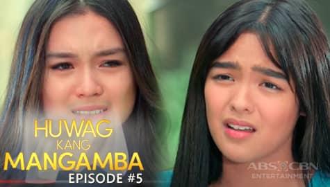Huwag Kang Mangamba: Joy at Mira, emosyonal nang maalala ang kanilang Ina | Episode 5 Image Thumbnail