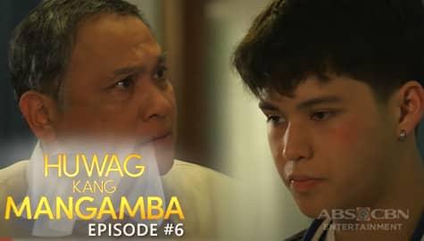 Huwag Kang Mangamba: Simon, napagbuhatan ng kamay si Rafa | Episode 6 Image Thumbnail