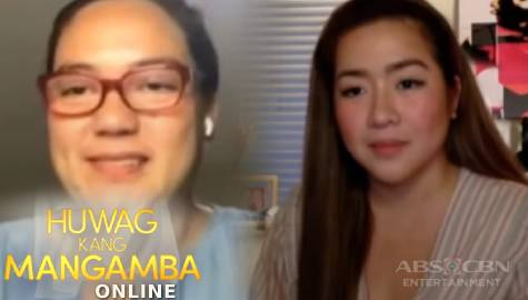 Sylvia Sanchez and Angeline Quinto talk about their characters | HKM The Live Gap Show Image Thumbnail