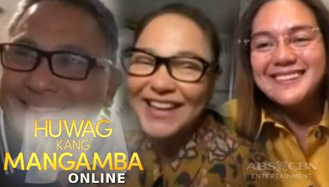 Nonie, Sylvia and Eula talk about the deeper side of their characters | HKM The Live Gap Show Image Thumbnail