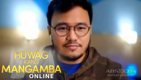 Darnel Villaflor shares his thoughts on Rebecca and Agatha's heavy scene | HKM The Live Gap Show Image Thumbnail