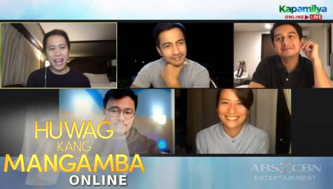 Mylene Dizon, RK Bagatsing, Dominic Ochoa and Direk Darnel Villaflor | HKM The Live Gap Show Image Thumbnail