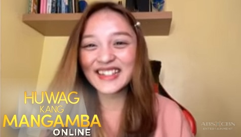 """Angela Ken is overwhelmed after her debut song """"Ako Naman Muna"""" gets viral online 