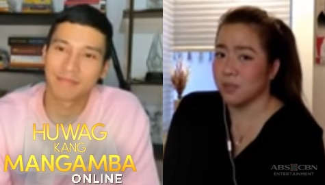 Angeline and Enchong talk about how their characters in the story unfolds | HKM The Live Gap Show Image Thumbnail