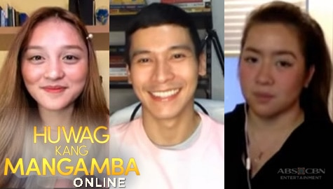 Enchong Dee, Angeline Quinto and Angela Ken | HKM The Live Gap Show Image Thumbnail