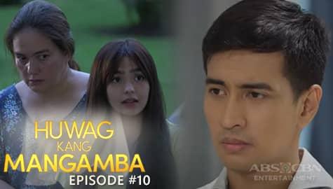 Huwag Kang Mangamba: Simon, gagamitin si Mira para sa kampanya ni Miguel | Episode 10 Image Thumbnail