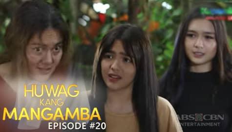 Huwag Kang Mangamba: Barang, natuwa sa kwento nina Joy at Mira tungkol kay Bro | Episode 20 Image Thumbnail