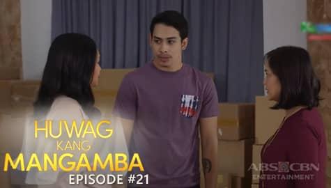 Huwag Kang Mangamba: Maximo, ipinaalam ang kuwento ni Joy tungkol kay Bro | Episode 21 Image Thumbnail