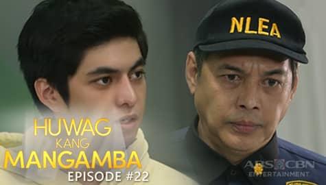 Huwag Kang Mangamba: Hans, hindi napigilan sagutin ang kaniyang Ama | Episode 22 Image Thumbnail