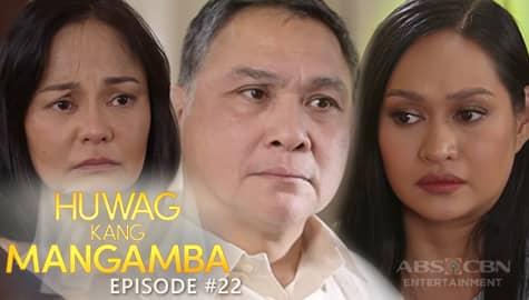 Huwag Kang Mangamba: Simon, nakumpirma ang kaniyang hinala kina Agatha at Deborah | Episode 22 Image Thumbnail