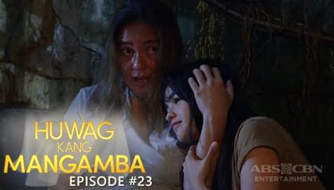 Huwag Kang Mangamba: Barang, ipinaalala ang kahalagahan ng pamilya kay Mira   Episode 23 Image Thumbnail
