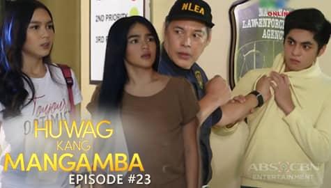 Huwag Kang Mangamba: Joy at Mira, pinayuhan ang problema nina Hans at Fidel | Episode 23 Image Thumbnail