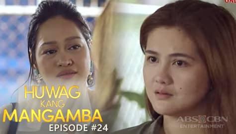 Huwag Kang Mangamba: Agatha, ipinaalam ang kaniyang pagbubuntis kay Fatima | Episode 24 Image Thumbnail
