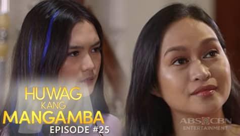 Huwag Kang Mangamba: Agatha, siniraan ang pagiging malapit ni Joy kay Mira | Episode 25 Image Thumbnail