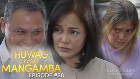 Huwag Kang Mangamba: Barang, narinig ang pag-uusap nina Deborah at Simon | Episode 28 Image Thumbnail