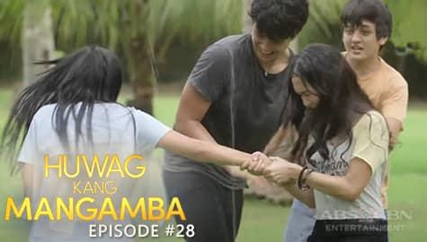 Huwag Kang Mangamba: Joy at Mira, nakipaglaro sipa kina Pio at Rafa | Episode 28 Image Thumbnail