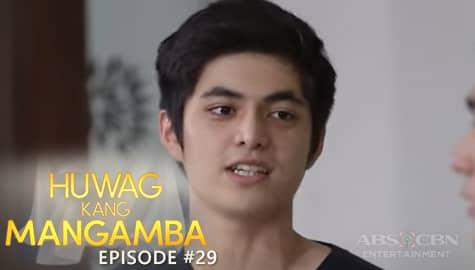 Huwag Kang Mangamba: Hans, ikinuwento ang kaniyang pasasalamat kina Joy at Mira | Episode 29 Image Thumbnail