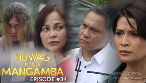 Huwag Kang Mangamba: Barang, pinaringgan sina Deborah at Simon kay Eva | Episode 34 Image Thumbnail