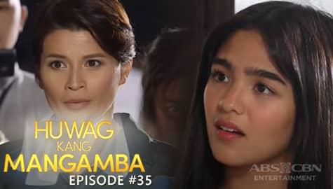 Huwag Kang Mangamba: Mira, nagulat sa paghahanap sa kanila ni Eva | Episode 35 Image Thumbnail