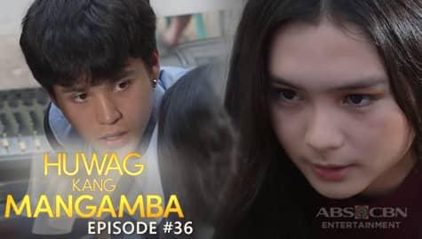 Huwag Kang Mangamba: Joy at Rafa, natahimik nang mapatitig sa isa't isa | Episode 36 Image Thumbnail