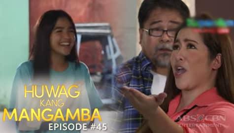 Huwag Kang Mangamba: Darling, nakaisip ng gimik para sa kanilang barber shop | Episode 45 Image Thumbnail