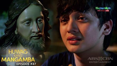 Huwag Kang Mangamba: Pio, hiniling kay Bro ang paggaling ng kaniyang Ina | Episode 47 Image Thumbnail