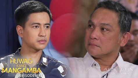 Huwag Kang Mangamba: Simon, nadismaya sa mga sagot ni Miguel | Episode 47 Image Thumbnail